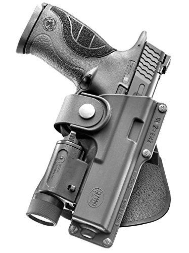 Fobus Holster Taktik drehbar SIG SAUER P226/H & K USP mit Lampe/Laser/etc... (Airsoft Gun Holster)