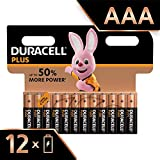 Duracell Plus, lot de 12 piles a...