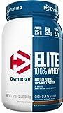 Dymatize Nutrition Elite 100% Whey Protein (908gm, Chocolate)