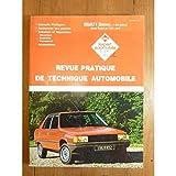 Ré-édition - R9 Revue Technique Renault