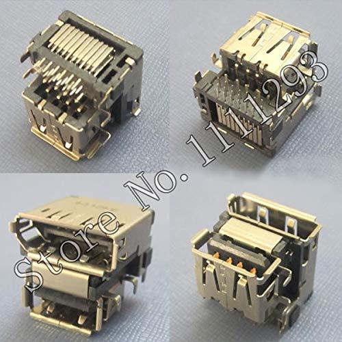 Ochoos Display-Port + USB-Klinkenanschluss für IBM Thinkpad T410 T410i T420 T420i Motherboard etc. Laptop DisplayPort + USB 2.0 -