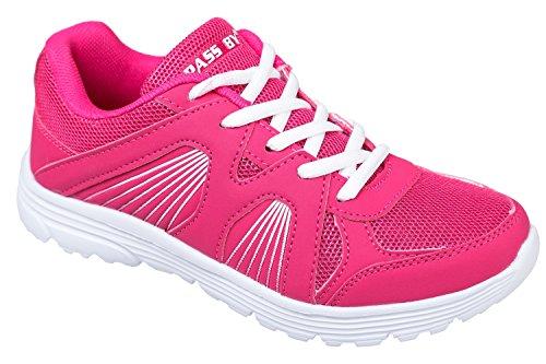 Gibra ® baskets, très léger et confortable, rose-taille 36 Rose - Rose
