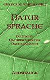 Wolfgang Schühly (Hg.): Natursprache. Deutsche Naturdichter der Nachkriegszeit