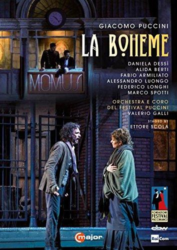Puccini: La Boheme [DVD]