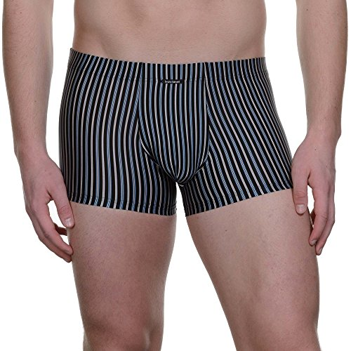 Bruno Banani Herren Short Suit, Schwarz (Schwarz Stripes 985), Medium