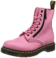 Dr. Martens  Dr. med. Martens boots have become icons known around the world for their uncompromising looks, durability and comfort. These models embody all that Dr. Makes Martens real and unique.  The Smooth Leather is the classic Dr. Ing. M...
