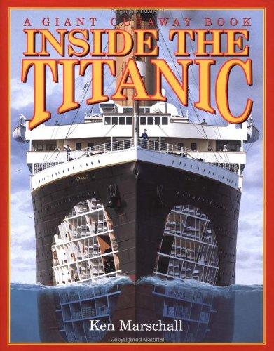 Inside the Titanic (Giant Cutaway Book)