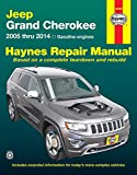 Jeep Grand Cherokee Automotive Repair Manual: 2005 - 2014 (Haynes Automotive Repair Manuals)