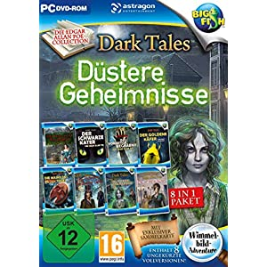 Dark Tales: Düstere Geheimnisse 8 in 1 Paket, Standard, Windows 8