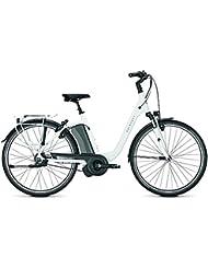 Kalkhoff E-Bike Agattu Excite i8R 17 Ah Damen weiß 2018