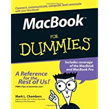 MacBook For Dummies (For Dummies (Computers)) by Mark L. Chambers (2006-08-28)