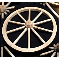 Wagon carrello ruota in legno massiccio, dimensioni migliore qualità Dettagli