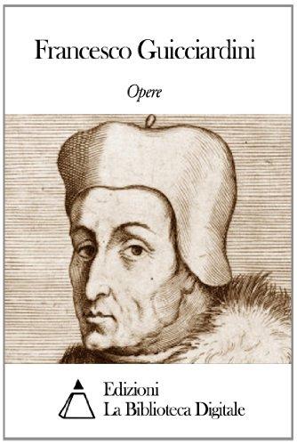 Opere di Francesco Guicciardini