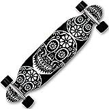 Cruiserboard - Freeride Boards - Skateboard - Longboard mit Motivauswahl (Death Ride)