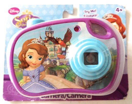 Blip Toys Sofia the First Light-up Play Camera