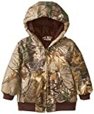 Best Carhartt Coats And Jackets - Carhartt Baby Boys Camo Active Jac Inf Tod Review