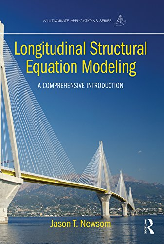 Longitudinal Structural Equation Modeling: A Comprehensive Introduction (Multivariate Applications Series) (English Edition)