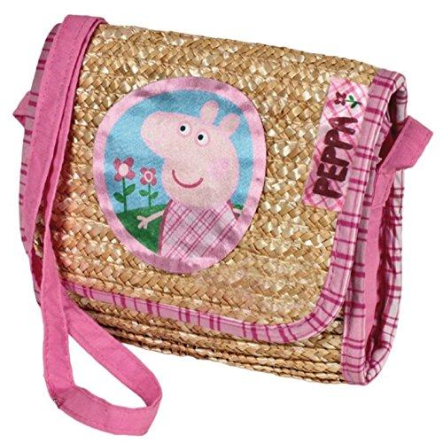 Peppa Pig soleil naturel sac à bandoulière