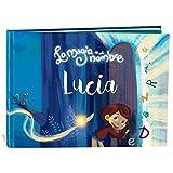 La magia de mi nombre - Libro personalizado para niños, Libros personalizados, Cuentos personalizados, Regalos bebé personalizados, Cuentos infantiles personalizados