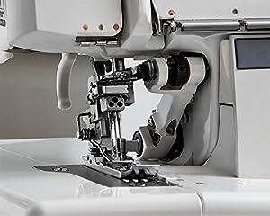 Juki MÁquina De Coser Remalladora Y Recubridora Modelo Mo-735 de JUKI
