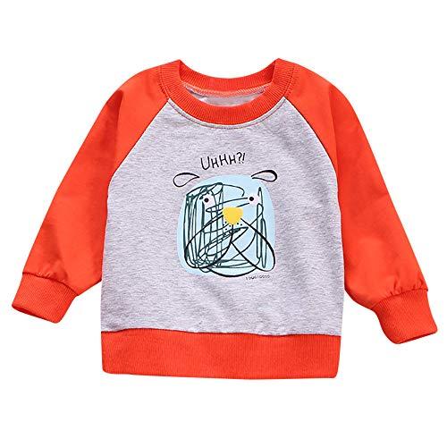 A buon mercato,abiti per ragazze, leggings bambine e ragazze,vestiti della maglietta della maglietta delle maniche lunghe della stampa della lettera del fumetto della neonata
