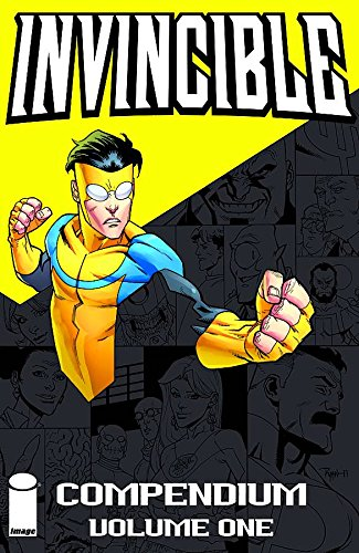 Invincible Compendium Volume 1 -