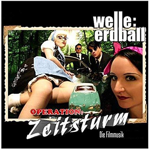 Welle: Erdball - Operation: Zeitsturm (CD+DVD)