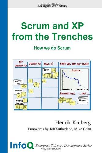 Preisvergleich Produktbild Scrum and XP from the Trenches (Enterprise Software Development)