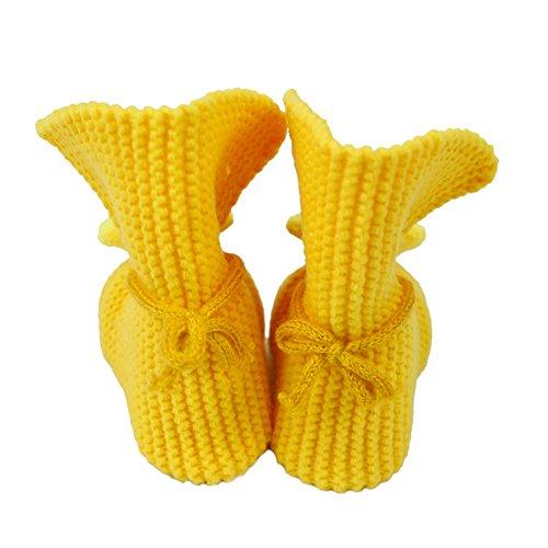CHIC-CHIC, Mädchen Babyschuhe - Krabbelschuhe & Puschen  Mehrfarbig Étoile einheitsgröße Étoile