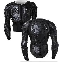 Giacca da Moto Protezione di Motocross Giacca Moto Indumenti di Protezione Corpo Armatura Completa Moto Professionale Sportivo per gli uomini Spina Dorsale Cassa Spalla