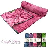 Yogabum Candy Floss Collection Toalla Estera de Yoga (Pink)