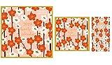 Caroline Gardner Flowers Calendar & Diary Bundle - 2019 Family Wall Calendar, Desk Calendar & Slim Diary