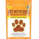Pet Munchies Huhn Dog Training Treats 50g