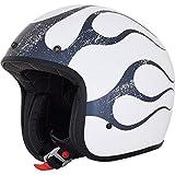 Visiera Bolla Bubble Biltwell Fum/è Smoke x Caschi Casco Moto Biltwell Bell DMD Bandit Yam AFX Nolan AGV Vell