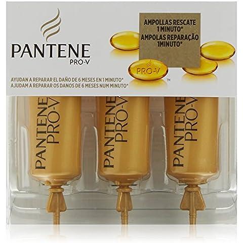 Pantene Ampollas Rescate 1 Minuto - 45 ml