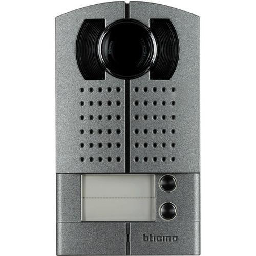 BTICINO 343042 - P.E. VIDEO COL 2F LINEA 2000 METAL GA BIFAM