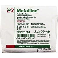 METALLINE Verbandpaeckchen, 1 P preisvergleich bei billige-tabletten.eu