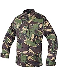 Boys/Kids Soldier 95 Camo British Army Military Combat Jacket Top DPM Cadet NEW