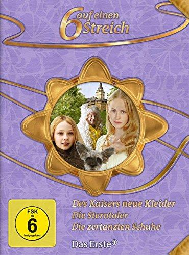 Schuhe Kostüm Boxen - Sechs auf einen Streich - Märchenbox, Vol. 7 [3 DVDs]