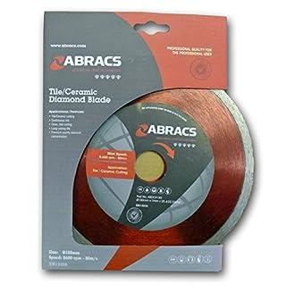 Abracs 115 x 22mm Continuous Rim Tile Cutting Diamond Blade (1 Piece)