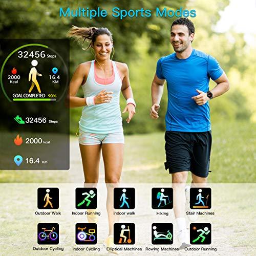 Zoom IMG-2 canmixs smartwatch cm12 orologio fitness