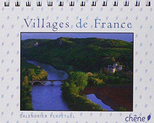 Villages de France : Calendrier perpétuel
