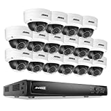 Best Samsung Wireless Surveillance Camera Systems - ANNKE 16CH 1080P POE NVR Max Up to Review