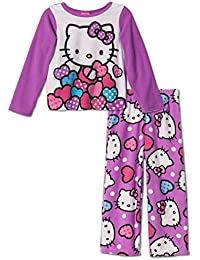 Hello Kitty - Ensemble de pyjama - Fille