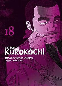 Inspecteur Kurokôchi Edition simple Tome 18