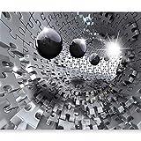 3D Fond D'Écran Puzzle Moderne Abstrait -B, 150Cm × 105Cm