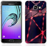 Coque Samsung Galaxy A3 (2016), Fubaoda [comme le rêve] artistique Série Peinture Étui TPU silicone élégant et sobre pour Samsung Galaxy A3 (2016) (A310)