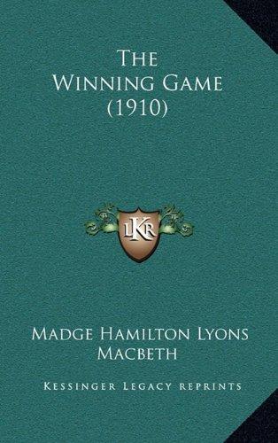 The Winning Game (1910)