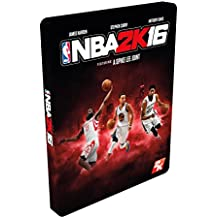 NBA 2K16 - Metalcase Edition (exklusiv bei Amazon.de) - [PlayStation 4]