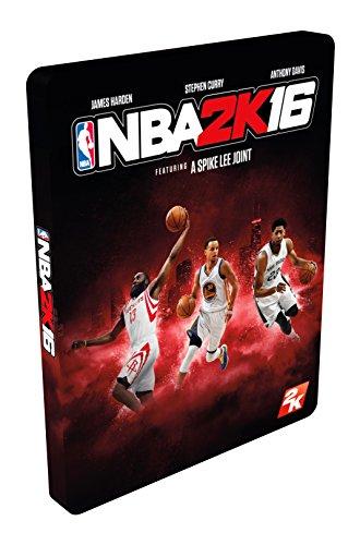 NBA 2K16 - Metalcase Edition (exklusiv bei Amazon.de) - [PlayStation 4]
